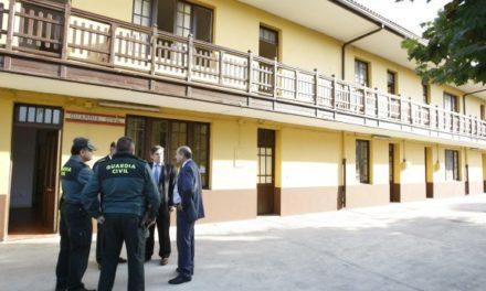 La Unión de Guardias Civiles ve «insuficientes» ochenta agentes para 45.000 habitantes