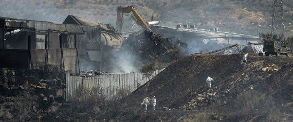 Guardias Civiles en fuego Chiloeches carecen hasta de mascarillas