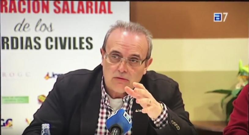 Entrevista Ramón Rodriguez Prendes, Secretario Gral. de UnionGC