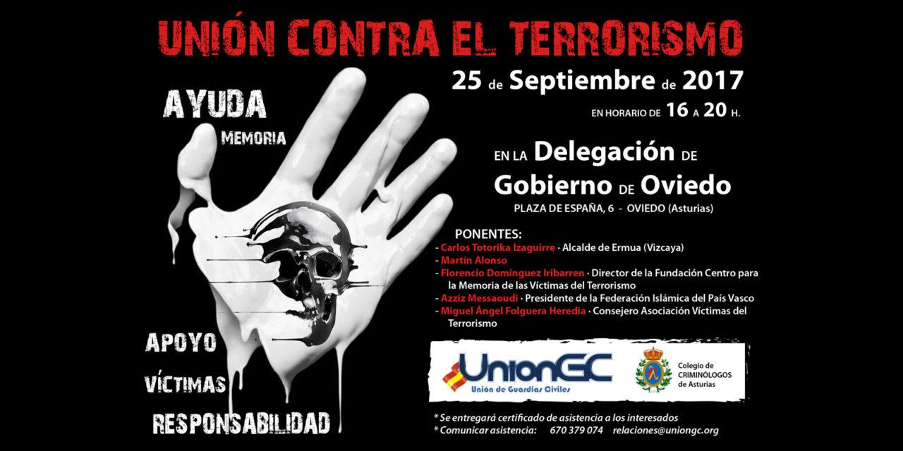 UnionGC contra el terrorismo