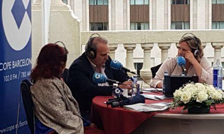 Entrevista a Ramon R. Prendes de UnionGC en @cope en apoyo a los compañeros del dispositivo del 1-O