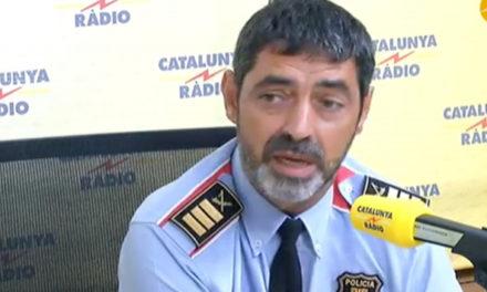 UnionGC denuncia al mayor de los @mossos por varios delitos