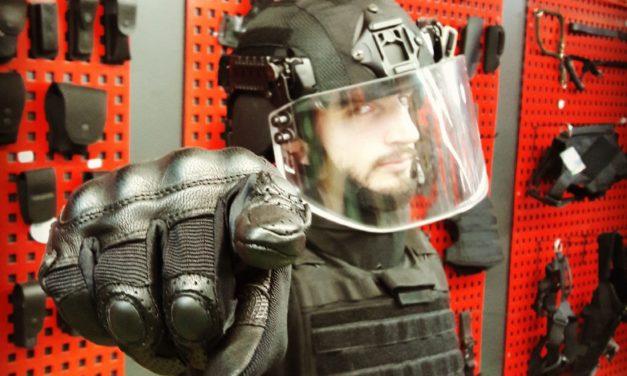 Convenio UnionGC y equipamiento policial GAMS