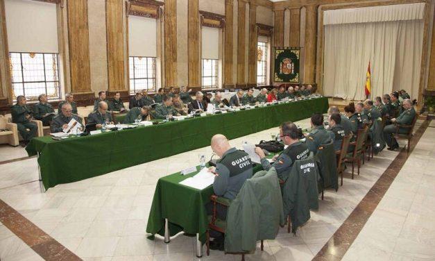 Vocales del Consejo de la Guardia Civil solicitan al Ministro de Interior la celebración de un pleno extraordinario para abordar la situación sobre el COVID-19