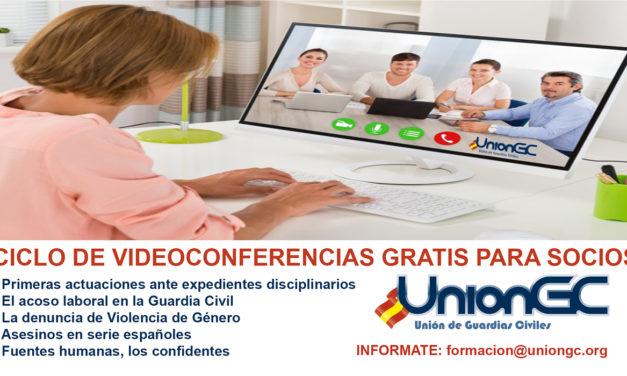 UnionGC inicia su curso de Masterclass gratuitas por videoconferencia