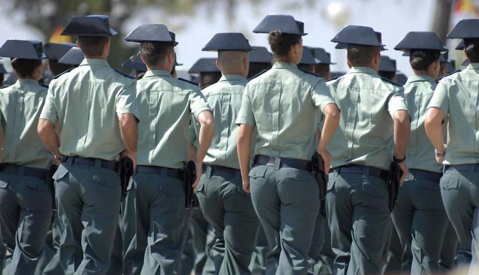 Resumen GT sobre uniformidad en la Guardia Civil