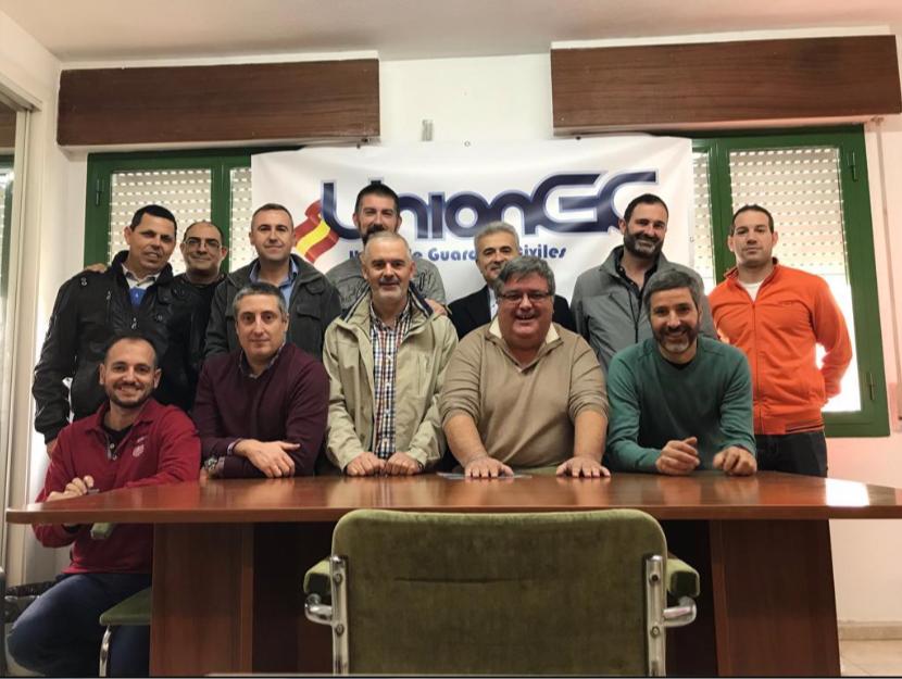 UnionGC celebra su congreso de la región Madrid-Castilla la Mancha