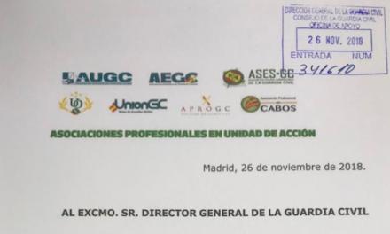 UnionGC y el resto de las asociaciones solicitan a la DGGC que los responsables en PRL puedan formarse