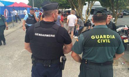 """UnionGC junto a las organizaciones de policias europeos piden chaleco obligatorio """"como es el casco para un obrero"""""""