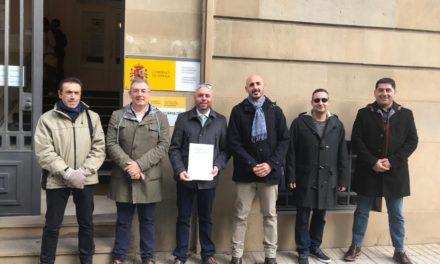 UnionGC y el resto de asociaciones representativas piden la continuidad de la Guardia Civil de Trafico en Navarra