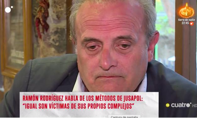 Entrevista al Scr. Gral. de UnionGC en TV Cuatro sobre el comportamiento de #Jusapol