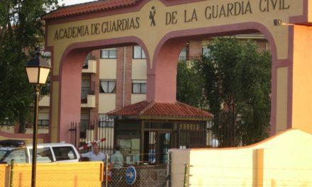 Grupo de Trabajo sobre proyecto Régimen Interior Centros Docentes Guardia Civil