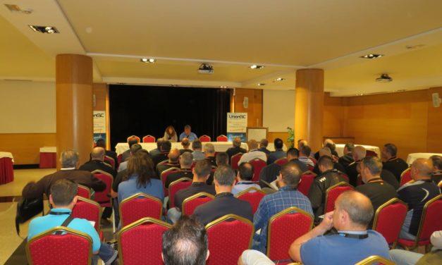 Union de Guardias Civiles celebra su IV Congreso Estatal