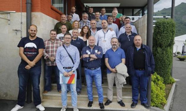 Elegida nueva Ejecutiva de UnionGC en Asturias