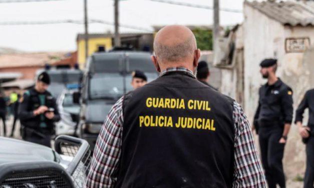 Unión de Guardias Civiles denuncia el crimen organizado y apuesta por el trabajo honrado