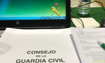 SESIÓN DEL CONSEJO DE LA GUARDIA CIVIL DEL 26 DE SEPTIEMBRE DE 2019
