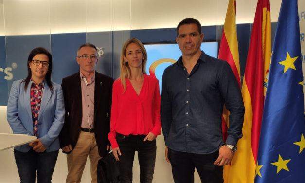 UnionGC se reúne con el Partido Popular de Cataluña a fin de tratar los problemas del Cuerpo en esa Comunidad Autónoma