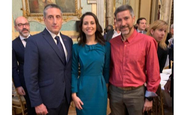UnionGC se reúne con el grupo político Ciudadanos