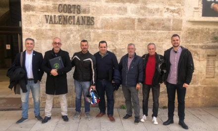 UnionGC se reune con el Partido Popular de la Comunidad Valenciana
