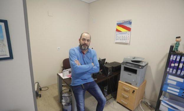 UnionGC Asturias inaugura oficina atención al afiliado, denunciando grave carencia efectivos en la comarca del Nalón