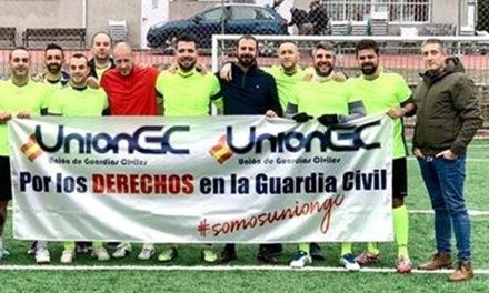 Presentación del equipo de futbol de UnionGC