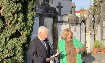 UnionGC participa en los actos conmemorativos del 25 aniversario del asesinato de Gregorio Ordoñez