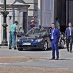 Malestar entre los Guardias Civiles que prestan servicio en la Casa de S. M. El Rey