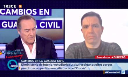 Entrevista a UnionGC tras el relevo en la cúpula de la Guardia Civil