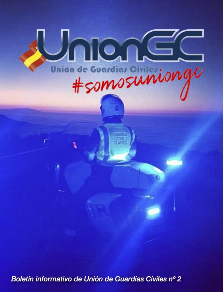 Boletín 2 de UnionGC