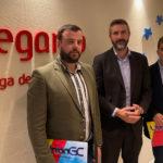 UnionGC en Galicia se reúne con la FEGAMP