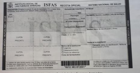 UnionGC te informa: No es necesario el visado de las recetas de ISFAS