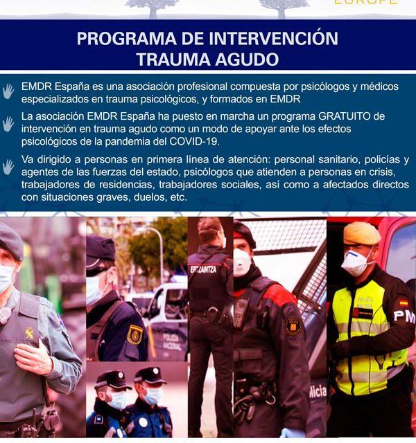 PROGRAMA DE INTERVENCIÓN TRAUMA AGUDO