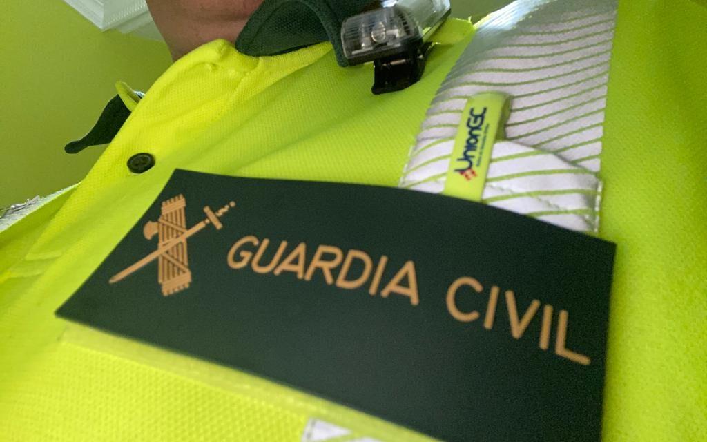 UnionGC denuncia el retraso en la vacunación de los guardias civiles de Galicia