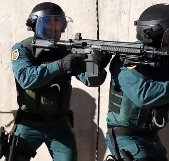 Macrooperación contra el narcotráfico asentado en Almeria