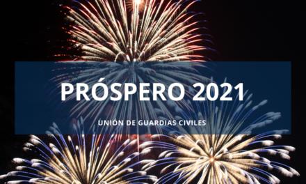 Unión de Guardias Civiles: Mensaje de fin de año