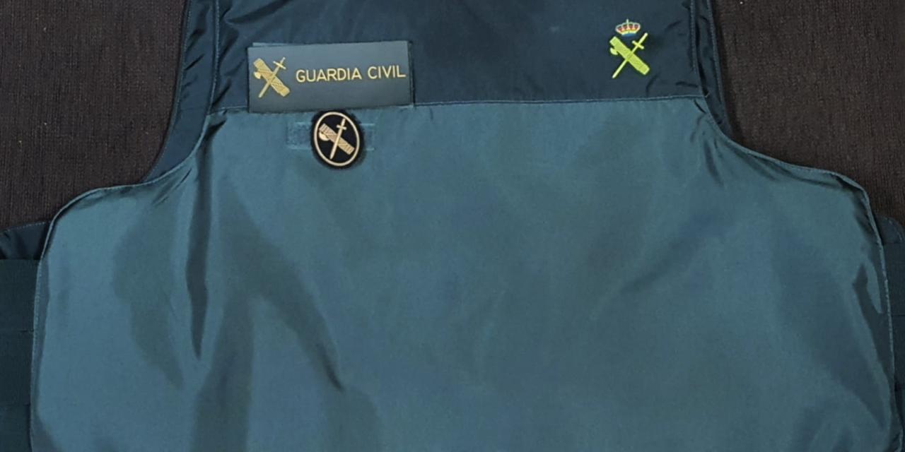 UniónGC denuncia la retirada de chalecos antibalas a los Guardias Civiles.