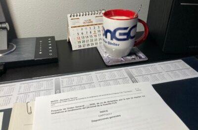 Resumen de la Comisión Preparatoria del Consejo de la Guardia Civil.