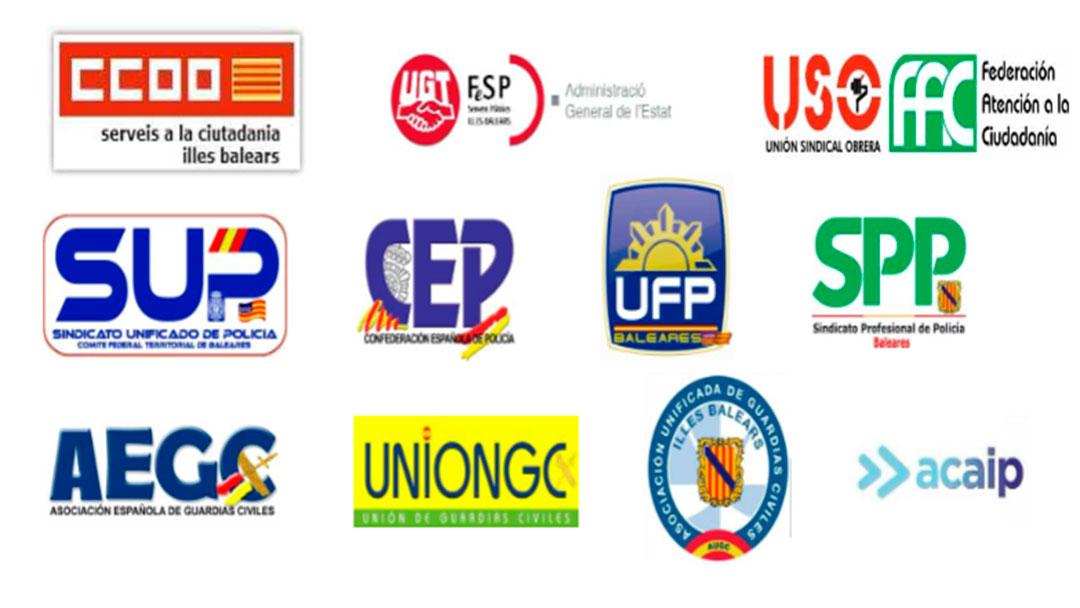 Información Actos 1 de Mayo Unidad Intersindical
