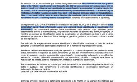 UnionGC informa sobre la regulación de la Protección de Datos