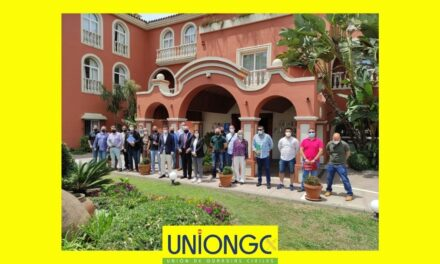 UnionGC se reúne con Ana Vázquez del Partido Popular