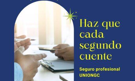 El mejor seguro profesional: como siempre, con UnionGC