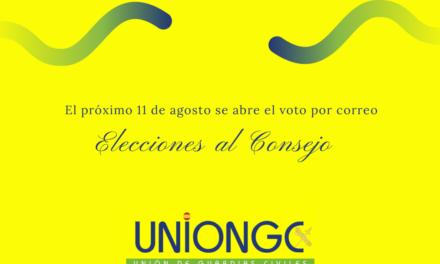 El 11 de agosto se abre el plazo de voto por correo
