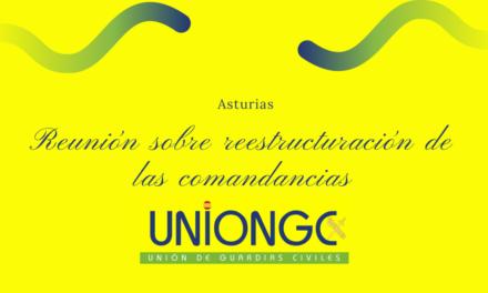 UnionGC manifiesta el descontento de los agentes en las comandancias de Oviedo y Gijón