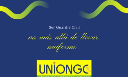 Ser un Guardia Civil con o sin uniforme