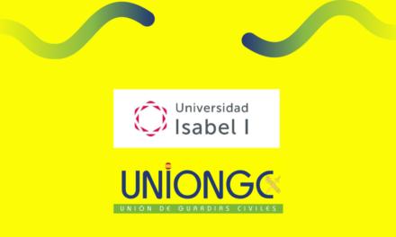 Nuevo convenio de UnionGC con la Universidad Isabel I