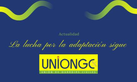 UnionGC continúa en la defensa de la institución de los Guardias Civiles