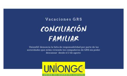 UnionGC por los derechos del GRS