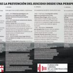 UnionGC organiza las jornadas sobre prevención del suicidio desde la perspectiva laboral