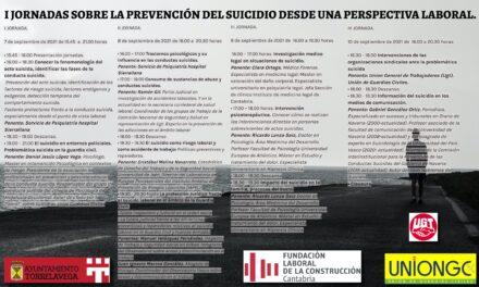 I Jornadas de Prevención del Suicidio en el ámbito laboral para la Guardia Civil