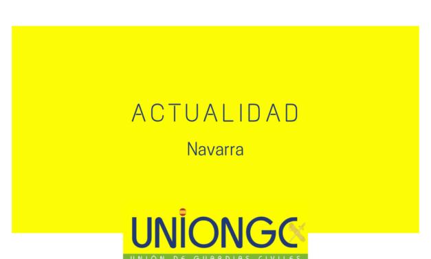 UnionGC pide explicaciones sobre la decisión de excluir a la Guardia Civil de tráfico en Navarra